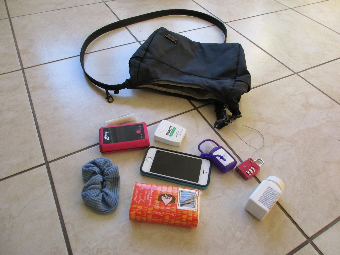 What's in your travel bag