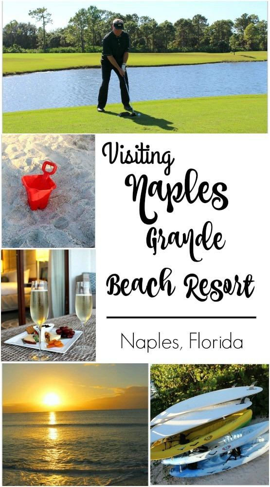 Just a couple of hours south of us on the Gulf of Mexico, Naples has everything you could want. Gorgeous beaches, amazing shopping, fantastic golf courses, and restaurants that make this foodie girl swoon.