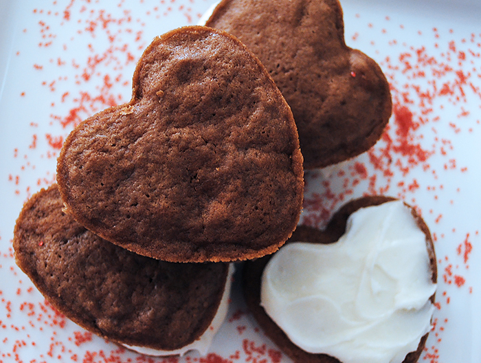 Thinking about bringing Valentine's Day cookies to that party? Just want to make something special for your family?