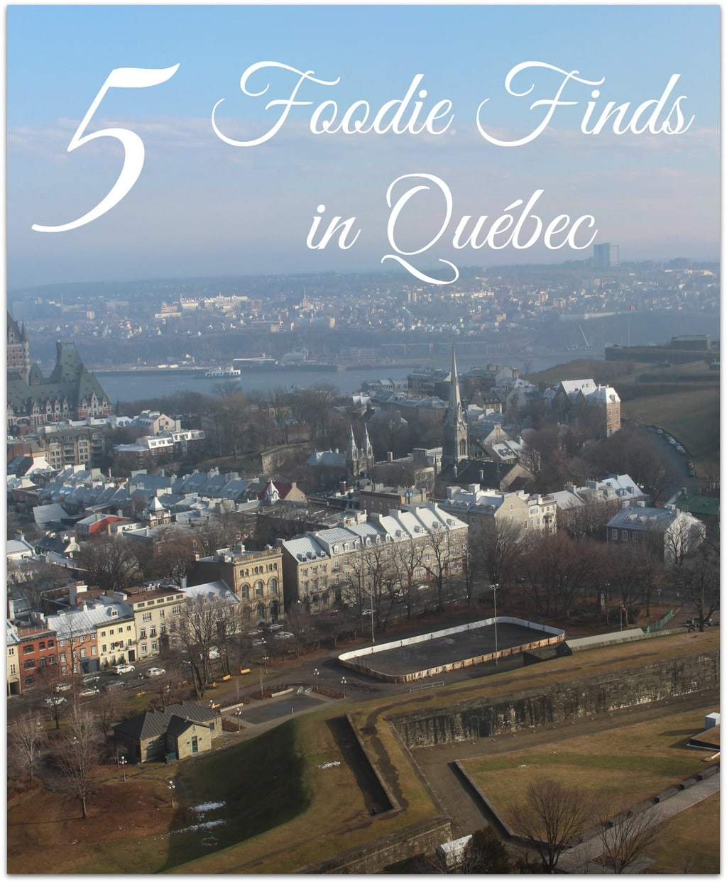 foodie finds in quebec