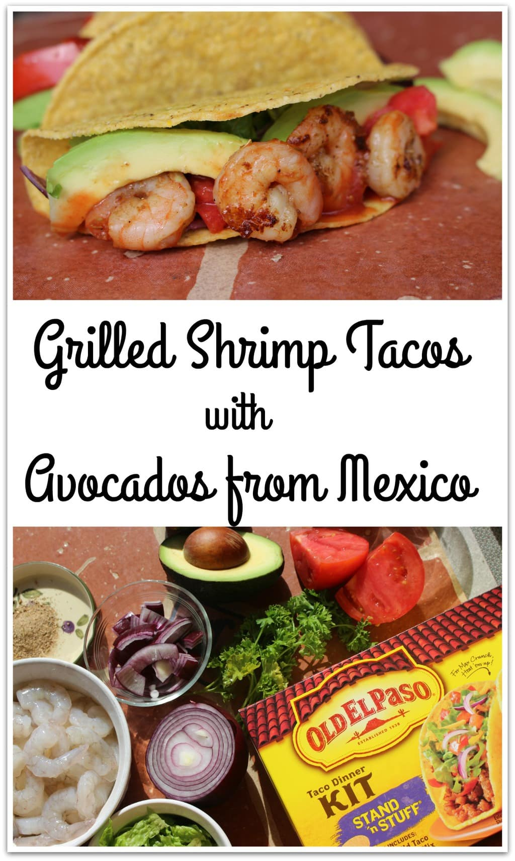 Shrimp tacos are one of my favorite foods. My family never tires of Mexican food, and this is such an easy recipe. When you are busy like we are, you need to be able to pull dinner together quickly. This recipe is perfect for a weeknight meal.