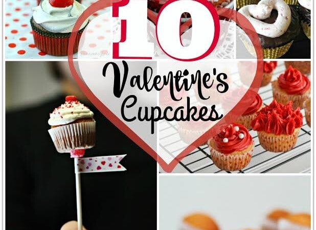Aren't Valentine's Cupcakes the perfect dessert for a party? Whether you need food for that class party, a family party, a friend's party, or just a special treat for book club, we've got you covered! You'll find a recipe for Easy Black Forest Cupcakes, a Chocolate Stout Recipe for that adult party, and perfect little frosted Valentine's cupcakes for the party at school. Don't run to the store when you need cupcakes. Head to the kitchen instead. You can do this!