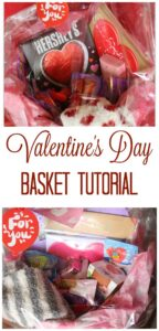 This Valentines Day basket tutorial shows you how easy it is to make up a basket for your kids or even a friend who might need a little encouragement. Why should Easter get all the love?