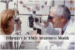 Let's Talk Eye Health for AMD Awareness Month