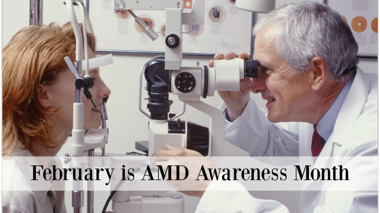 Let's Talk Eye Health for AMD Awareness Month