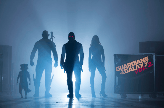 "Marvel Studios has begun principal photography at Pinewood Studios in Atlanta, Georgia, on Marvel's ""Guardians of the Galaxy Vol. 2,"" which is slated to hit U.S. theaters on May 5, 2017."