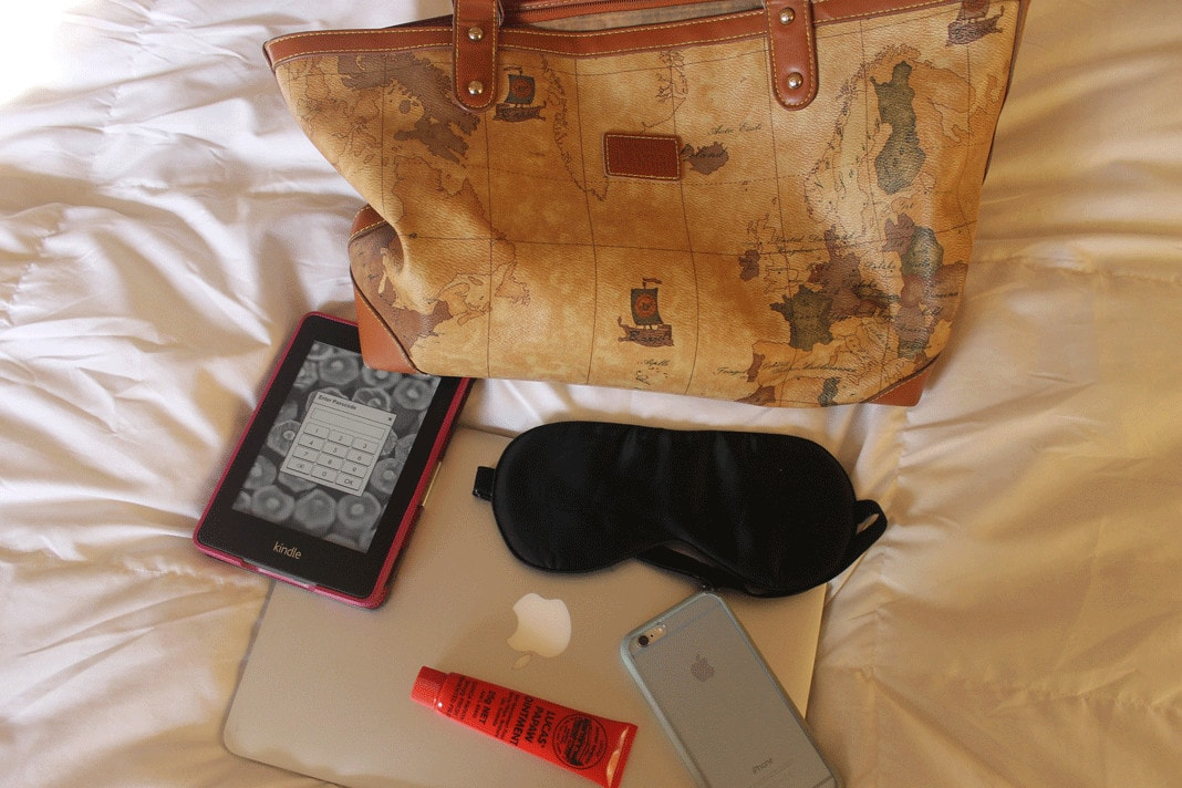 Travel Bloggers across the globe share what's in their bag