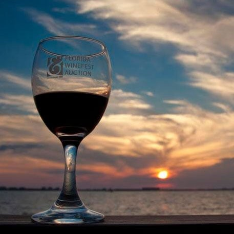 Florida winefest and auction