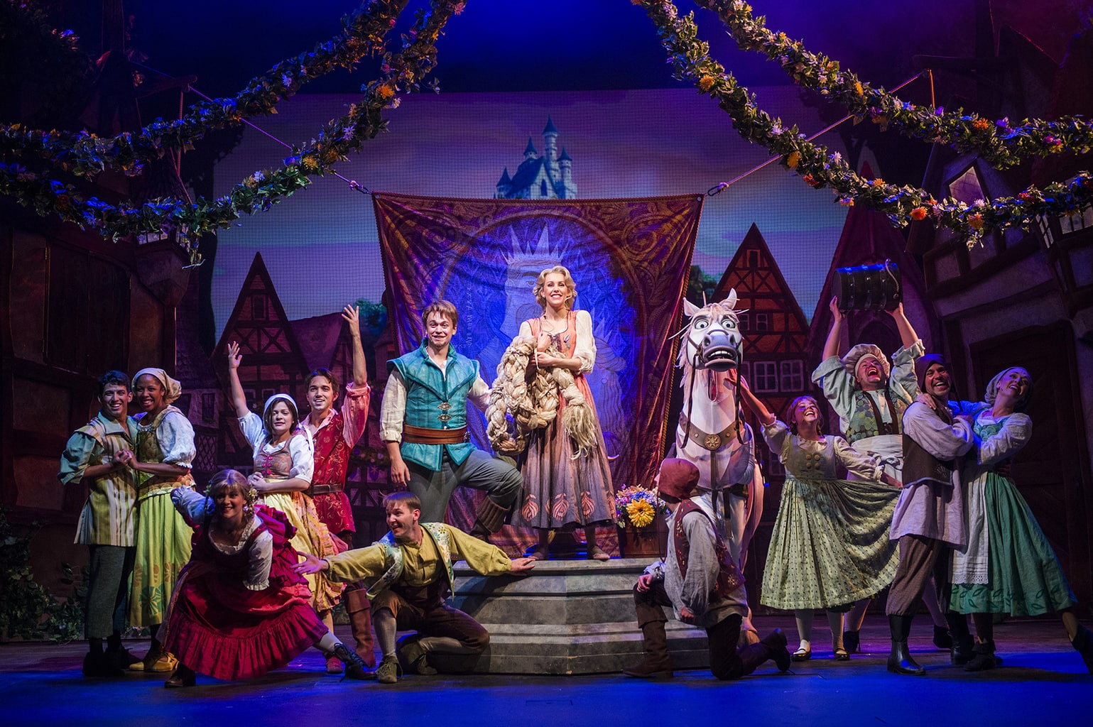 Tangled The Musical Is The Newest Disney Cruise Line Show
