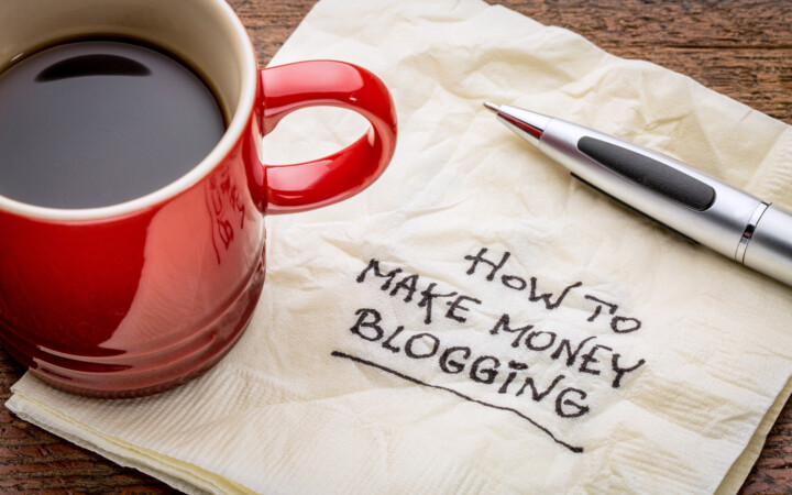 How to make money blogging with networks
