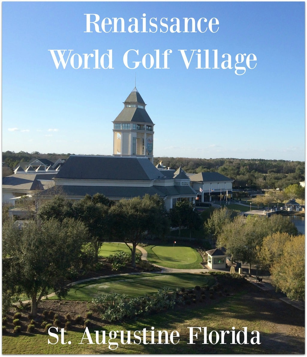 You'll find two Championship golf courses at the gorgeous Renaissance World Golf Village; the Slammer & Squire and the King & Bear. In fact, the King & Bear is the only golf course in the world that was co-designed by Jack Nicklaus and Arnold Palmer.