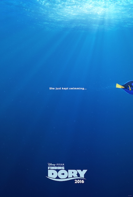 "Disney•Pixar's ""Finding Dory"" reunites everyone's favorite forgetful blue tang, Dory, with her friends Nemo and Marlin on a search for answers about her past. What can she remember? Who are her parents? And where did she learn to speak Whale?"