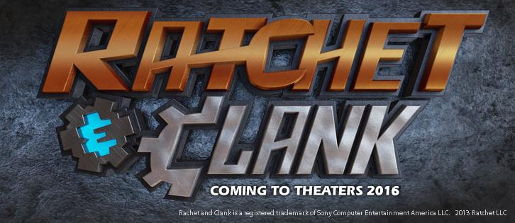 I'll be heading to LA in a couple of weeks to bring you interviews from some of the cast of Ratchet & Clank!