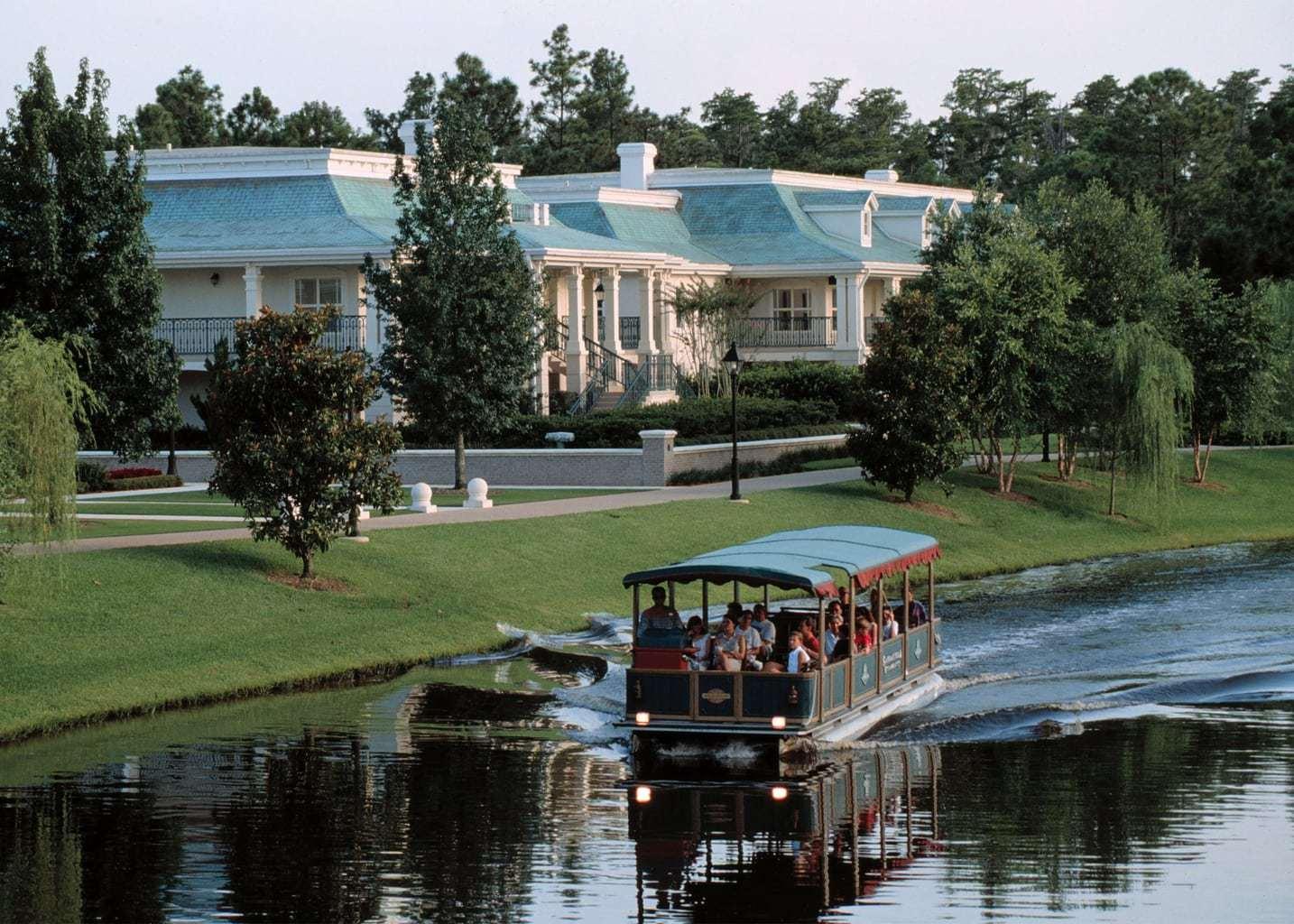 Disney s port orleans resort for Hotel porte orleans