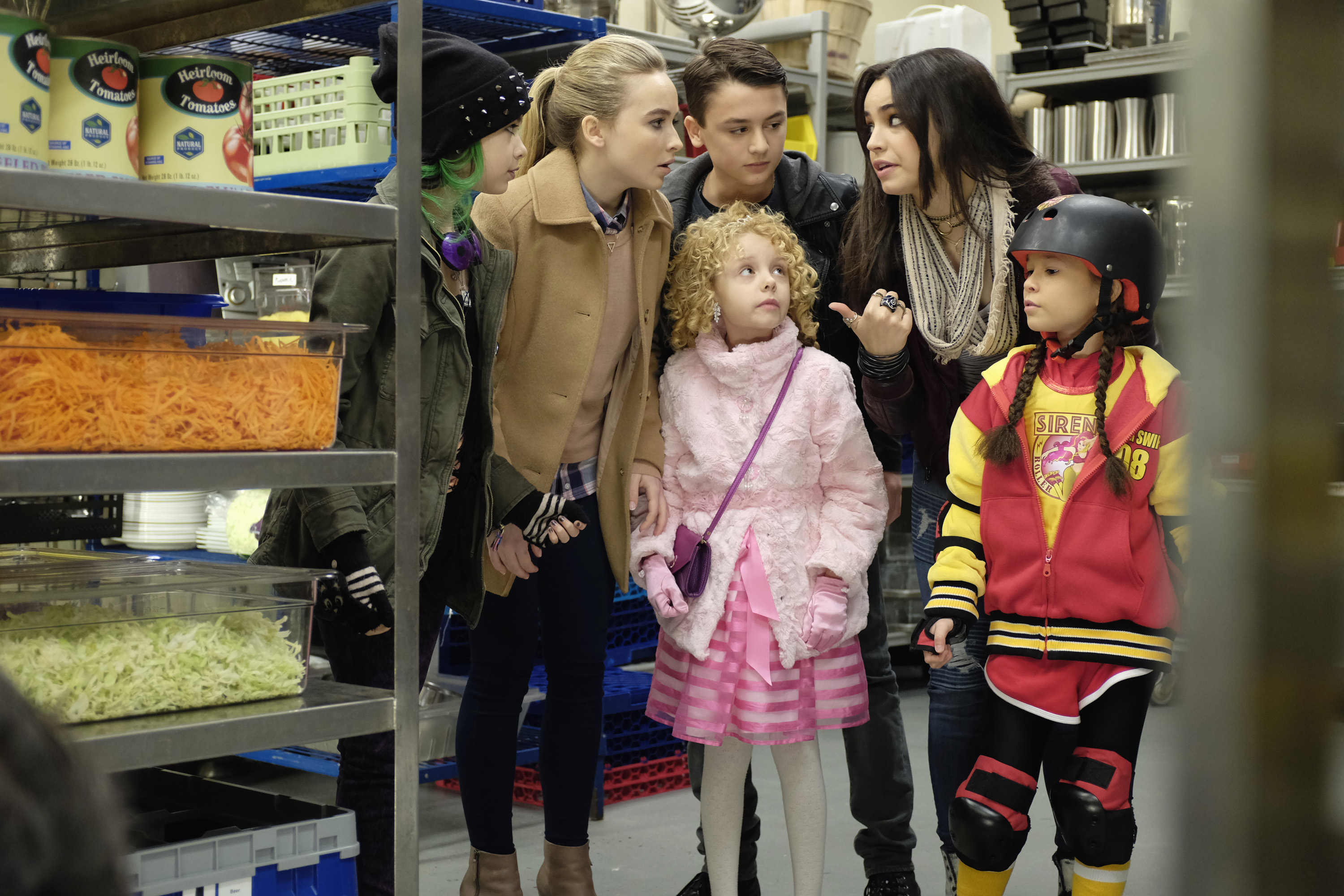 Get Ready For An All New Adventures In Babysitting Food
