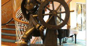 A Peek Inside the Disney Magic Cruise Ship