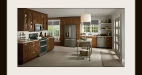 New Slate Finish Appliances from GE at Best Buy