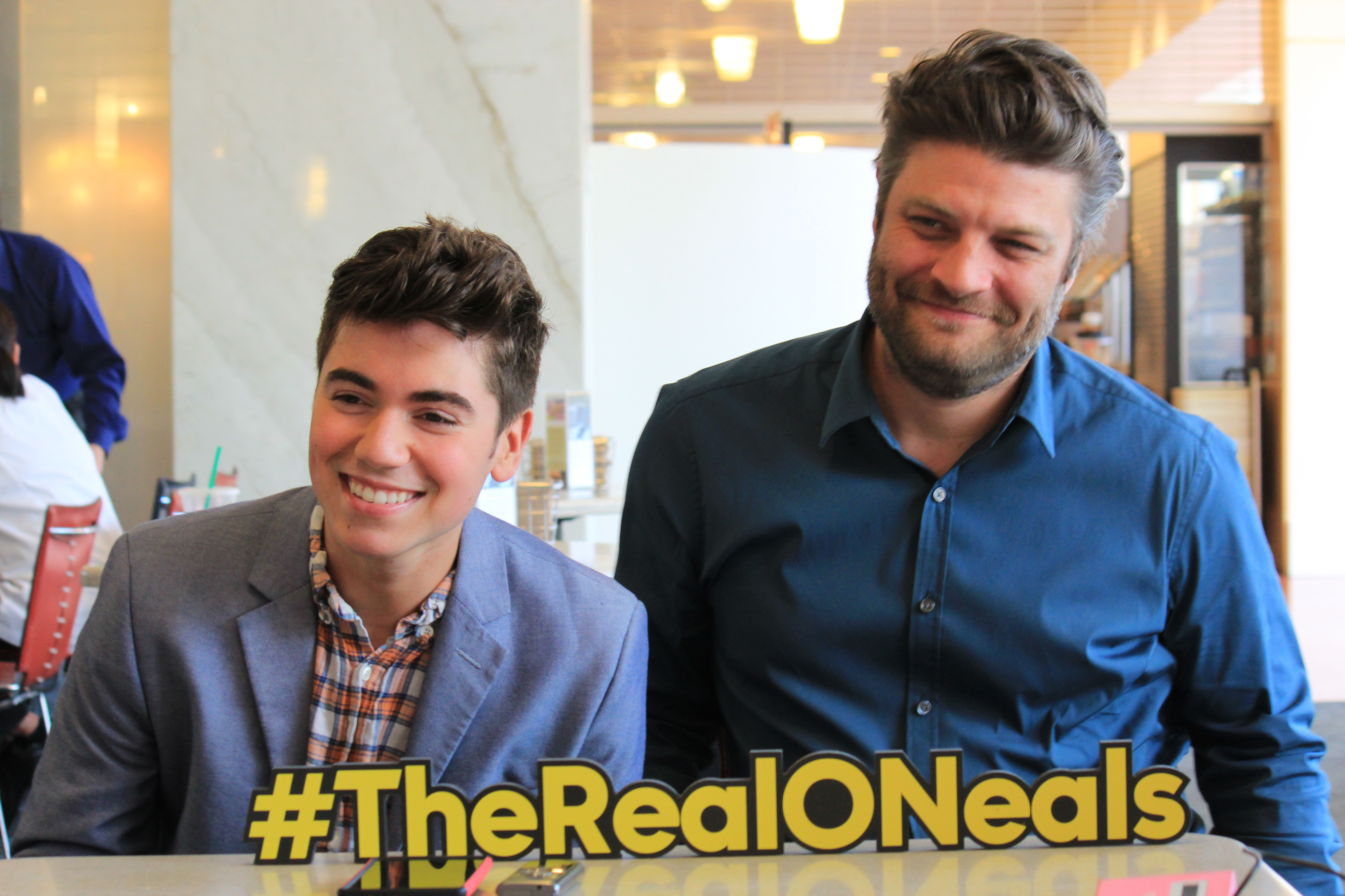 The Real O'Neals on ABC is so funny!