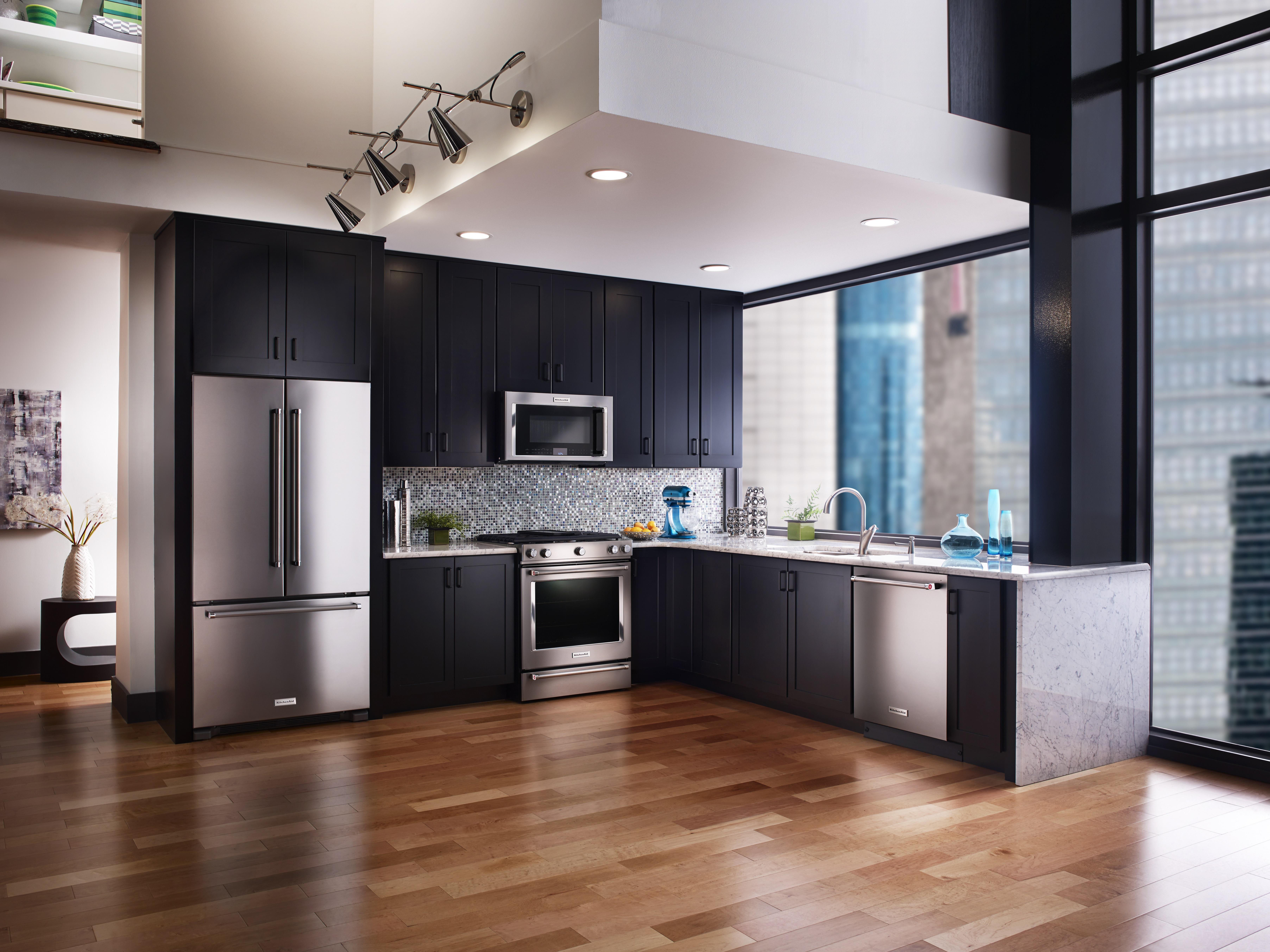 Kitchenaid Appliances Black Stainless transform your kitchen with kitchenaid