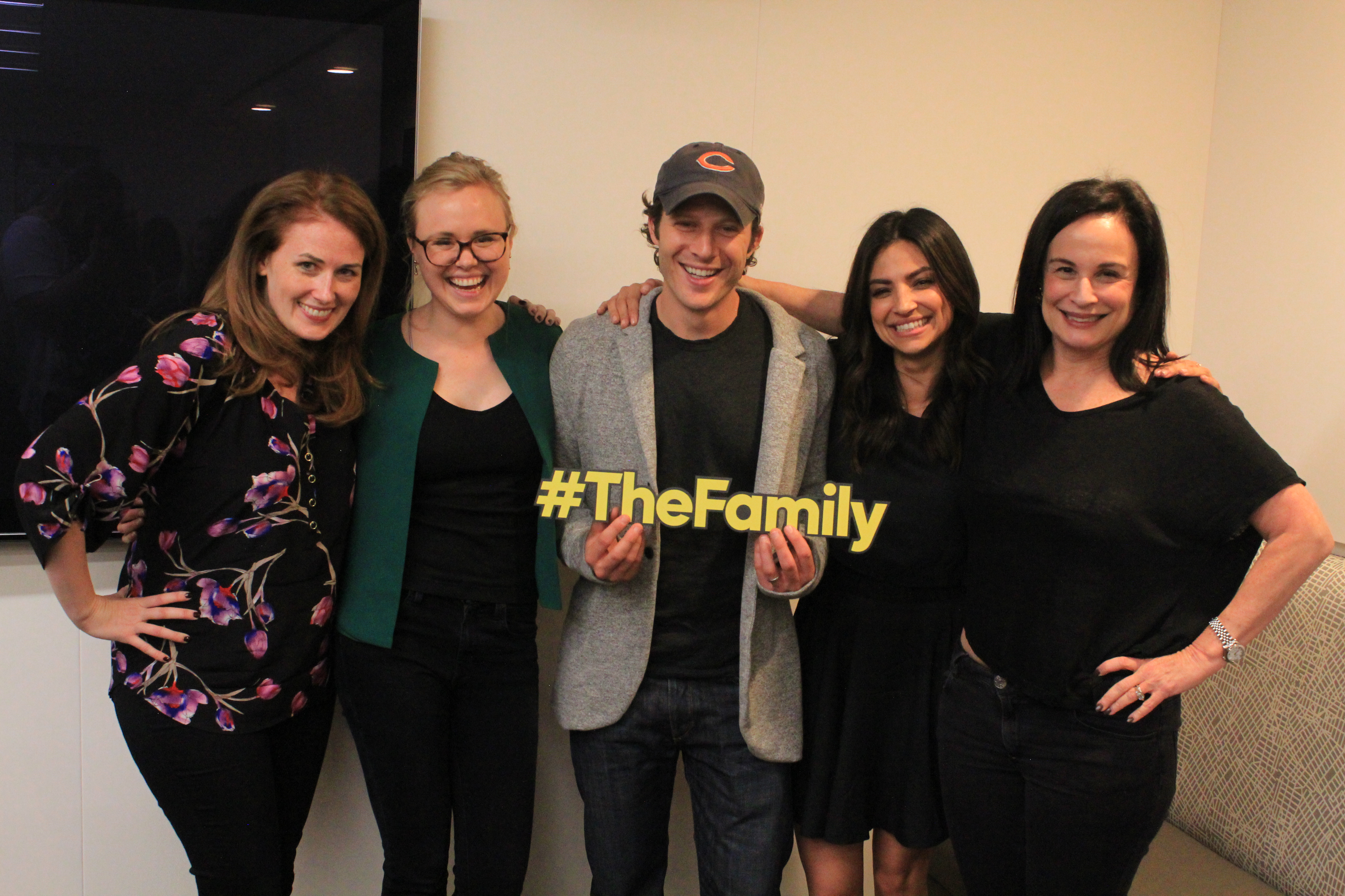 Getting Up Close and Personal with ABC's The Family