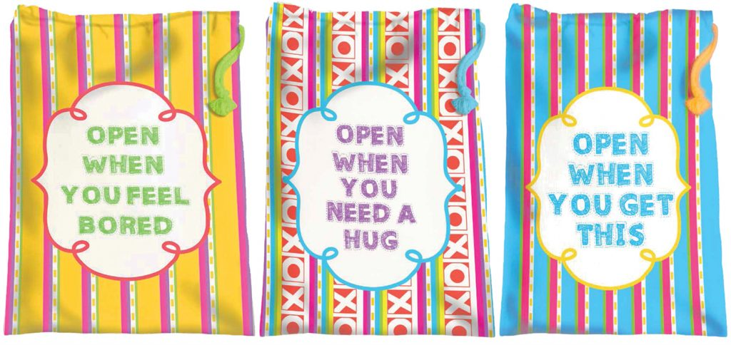 Being in a hospital or other care facility can be hard on a person, especially when they have to be stuck there on a special day. They miss out on all the action and the fun, and it can dampen the spirit quickly. That's why I think The Hospital Box is so wonderful. It's a way to keep up the spirits of those who are hospitalized or in another type of healthcare facility.