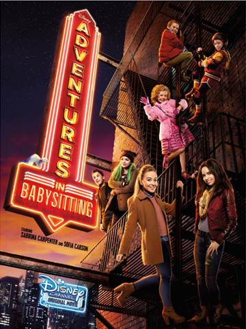 I'll be screening adventures in babysitting