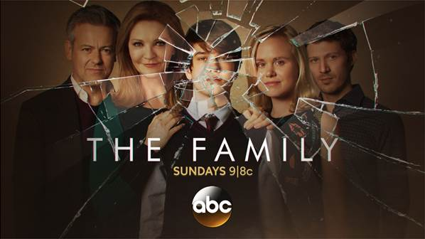 I'll be screening episodes and interviewing some of the cast of THE Family