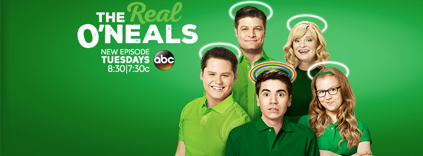 I'll be screening The Real O'neals and interviewing some of the cast!
