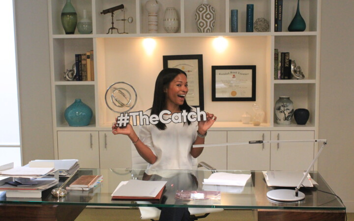 Going behind the scenes of wardrobe on ABC's The Catch