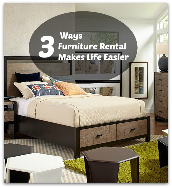 Cort furniture rental is easy and convenient for Furniture rental