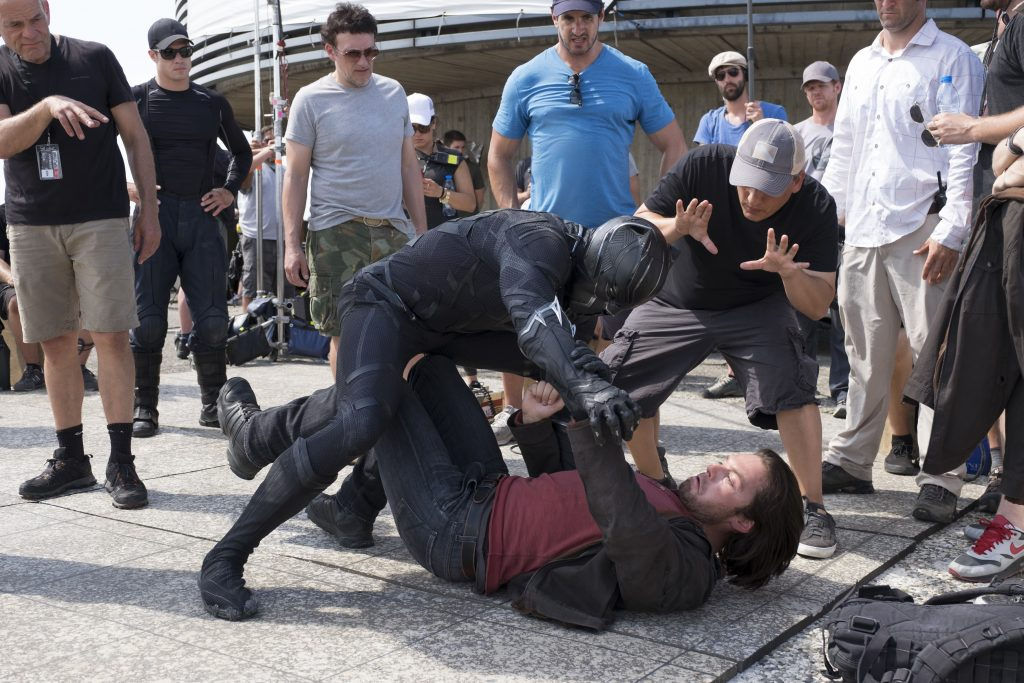 Anthony and Joe Russo share their Thoughts on Captain America Civil War