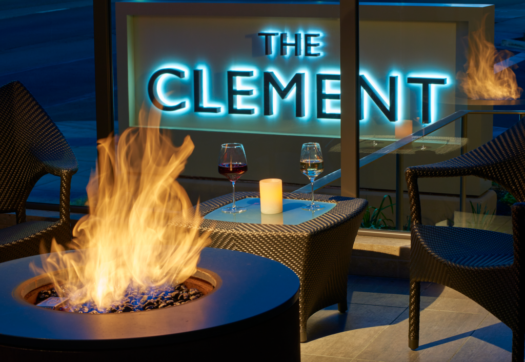 The Clement Palo Alto is a brand new hotel in the heart of Silicon Valley, and they leave nothing to chance. It is one of the most innovative, personalized and unique luxury hotels in the country.