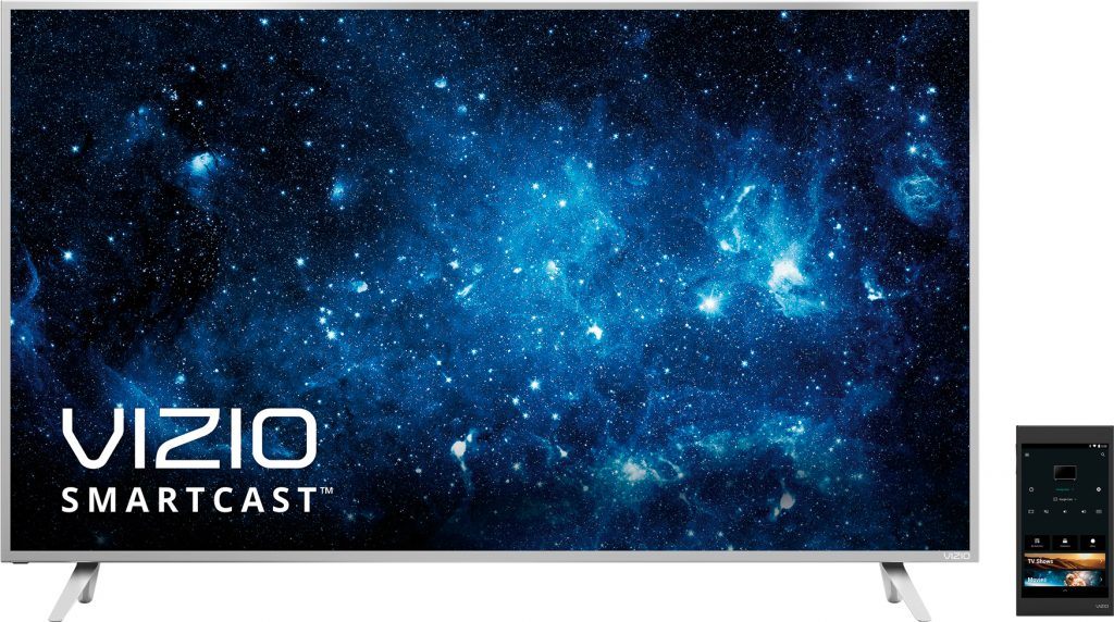 Smart TVs are getting even smarter with the all new VIZIO SmartCast™ P-Series™ Ultra HD HDR Home Theater Display™.