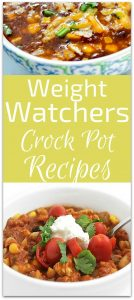 Delicious Weight Watchers Meals for the Crock Pot