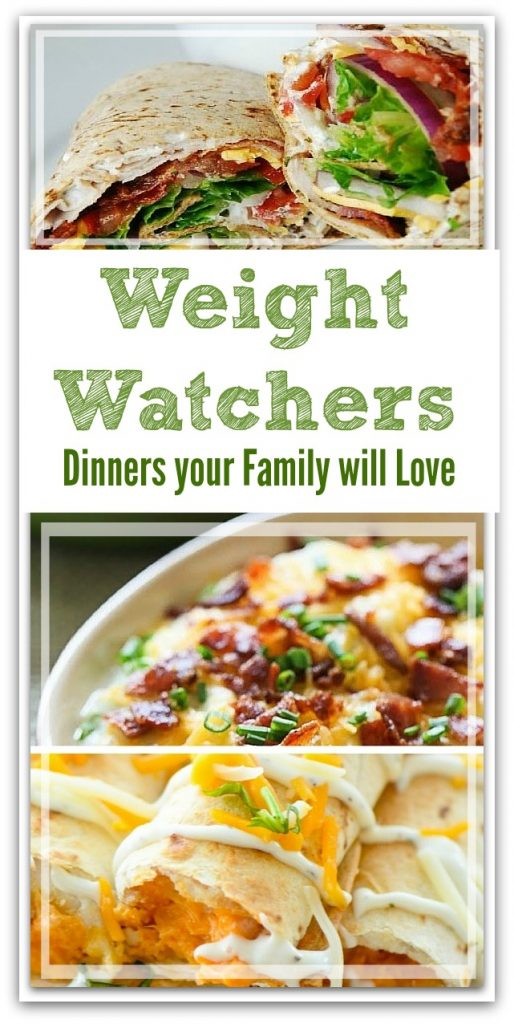 Weight Watchers has been one of the most popular diets. You can eat healthy, lose weight, and the food still tastes good. Great tasting food will make it so you can make Weight Watchers Dinners for the whole family, and everyone will enjoy it.