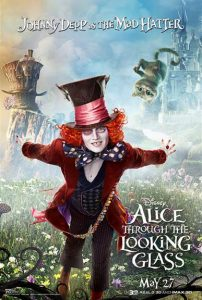 Johnny Depp returns as the Mad Hatter in Disney's ALICE THROUGH THE LOOKING GLASS opening in theaters everywhere on May 27th!