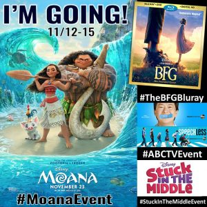 Follow Along with Me to Los Angeles for the Disney Moana Event!