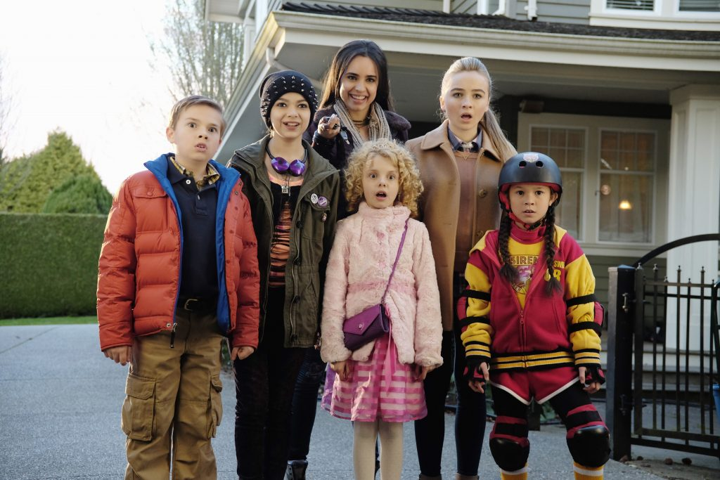 All-New Adventures in Babysitting this Friday on the ...