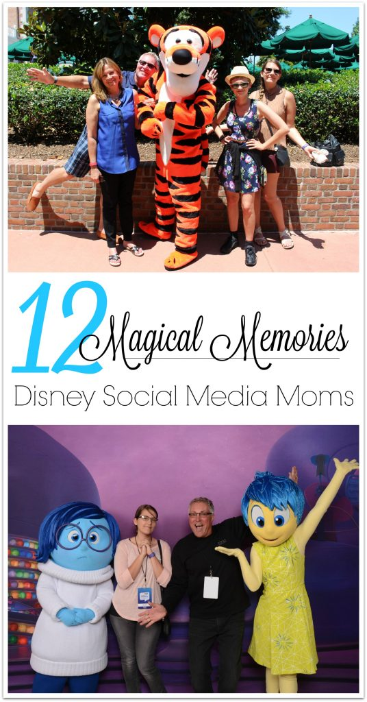 When I was invited to Disney Social Media Moms Celebration back in March, I was floored! An invite-only event, I had been dreaming of receiving that invitation since the day I learned of the event five years ago.