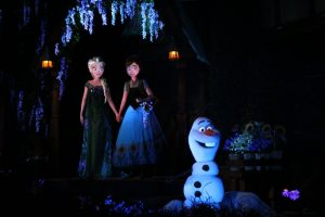 Frozen Ever After Ride is Open!
