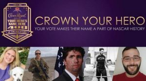 Vote for This Year's Crown Royal Hero