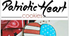 Patriotic Sugar Cookies
