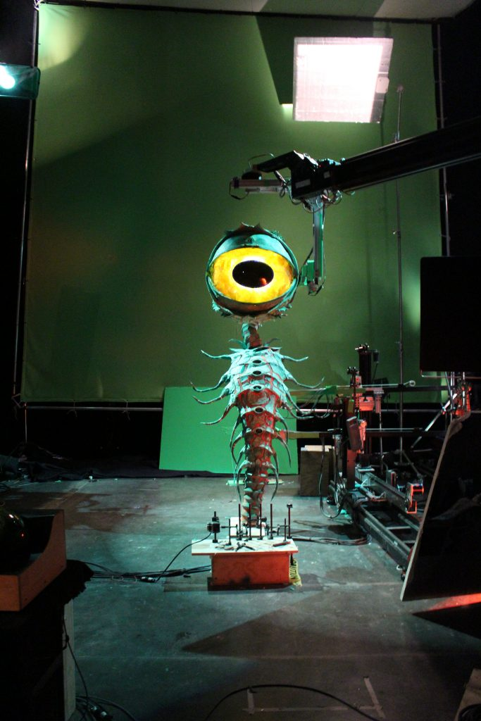 I knew Laika Studios made films that were unique, but seeing the set and chatting with the filmmakers made me realize why films from Laika are so incredible.