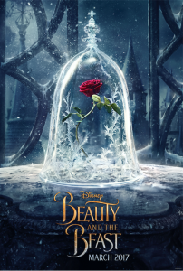 New Poster & Trailer for Live-Action Beauty and the Beast