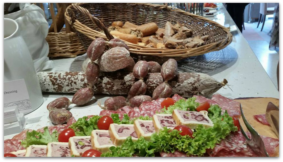 One of my favorite meals on the Viking River Cruise Lyon & Provence was the Taste of Provence lunch.