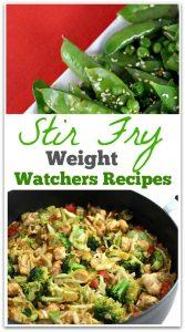 20 Weight Watchers Stir Fry Recipes