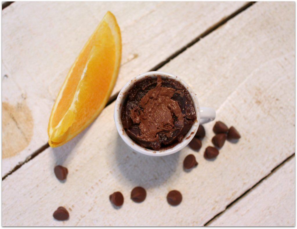 Hot Chocolate Brownie Mug Cake Shots - Food Fun & Faraway Places