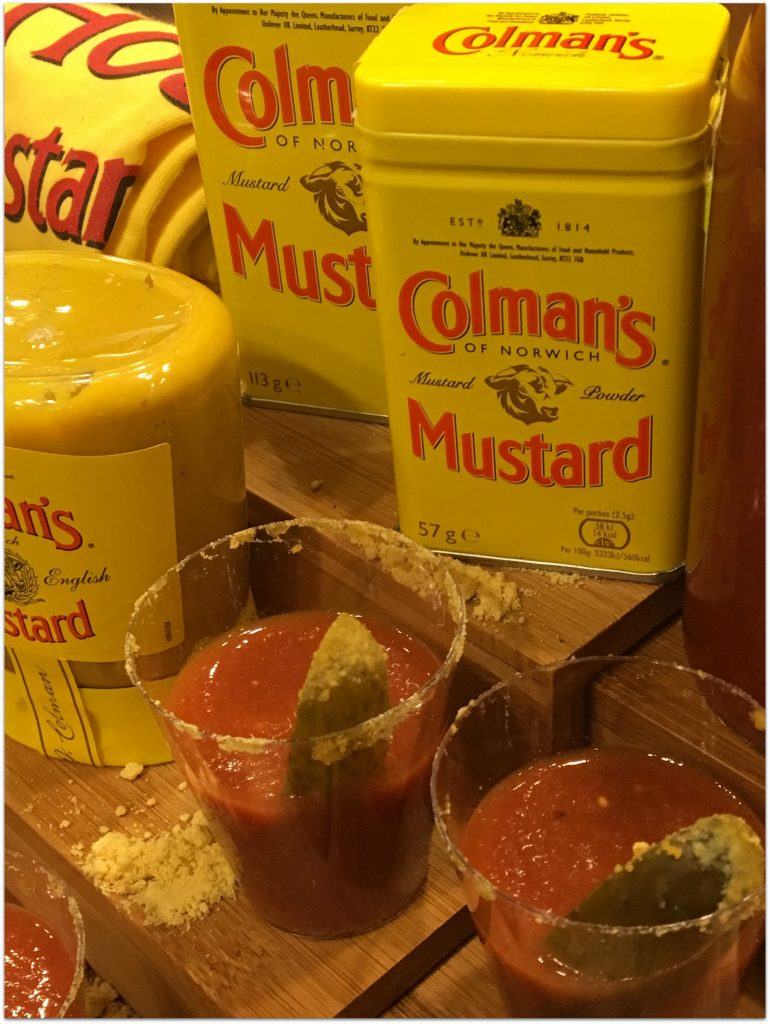 When a recipe calls for dry mustard, you should always think Colman's Mustard.