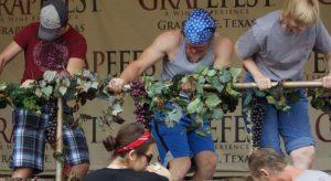 Wine Lovers Unite for GrapeFest in Grapevine Texas!
