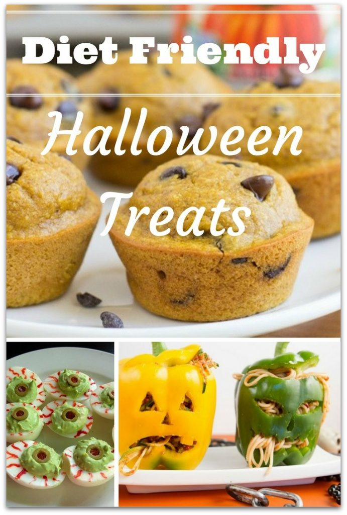 Who's ready to celebrate Halloween with some healthy Halloween treats? Though it's one of our favorite holidays to have a party, Halloween may also be the worst holiday for those trying to eat healthy and stay on track with their diet plan.